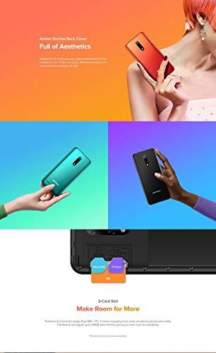 Unlocked 3G Cell Phones Ulefone Note 8(2020), Dual Sim Unlocked Smartphone 5.5'' 2GB+16GB, Android 10 5MP+2MP Camera, GSM Unlocked Phone, 2700mAh Battery, Face ID, GPS, WiFi (Orange)