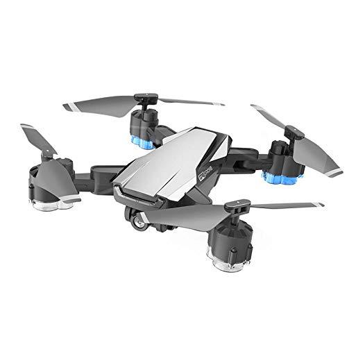 YWXFX Dron GPS 5G WiFi y cámara Gran Angular 4K HD Dron Quad-Rotor FPV X Pro SIGA mi dron con cámara-1080p 1 batería
