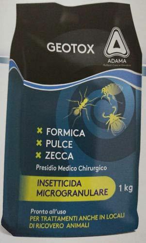 KOLLANT Insetticida Geotox in Polvere, 1 kg