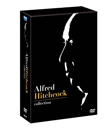 Alfred Hitchcock Collection (Box 6 Dv)