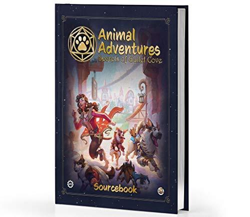 Animal Adventures: Secrets of Gullet Cove Sourcebook - Juego de rol para...