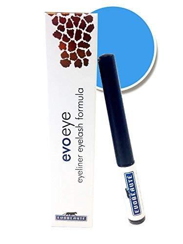 evoeye Eyeliner Eyelash - mit integriertem Wimpernserum - BLAU - (1 x 1,5ml)