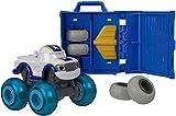 Blaze- Darington Cambio Gomme - Macchinina Monster Truck Giocattolo 3+ Anni, FHV40...