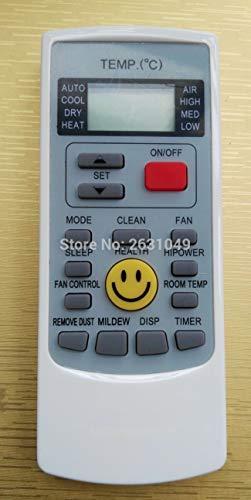 Calvas Conditioner air conditioning remote control for AUX AC YKR-H/008 YKR-H/009 YKR-H/012 YKR-H/209E remote control