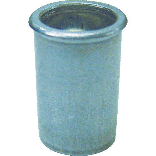 ロブテックス(エビ) パック入りナット(30本入) Kタイプ アルミニウム 6-3.2 NAK6P