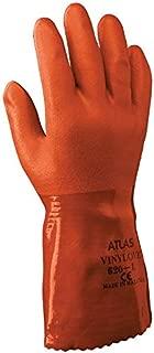 SHOWA Best® Glove Size 10 Orange Atlas® 12