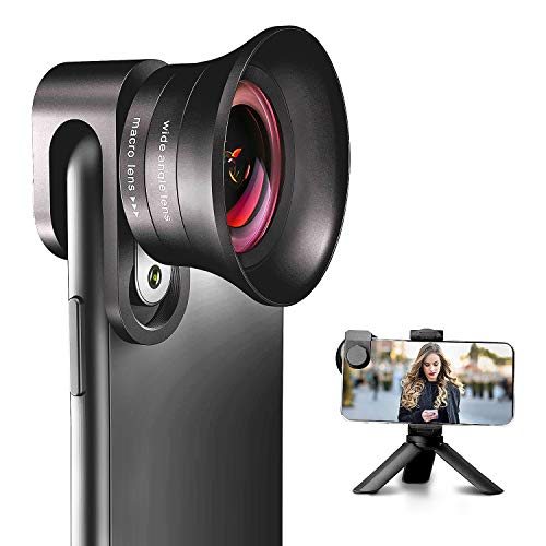 iPhone Camera Lens Pro with Tripod - ANGFLY 4K HD 120