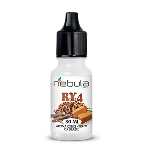 NEBULA Aroma 30 ml Tabak RY4 - Made in Italy