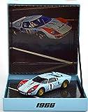 CMR CMR43055BOX - Coche en Miniatura de colección, Color Azul y Rojo