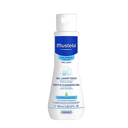Bebe Gentle Cleansing Gel Hair And Body 200 ml