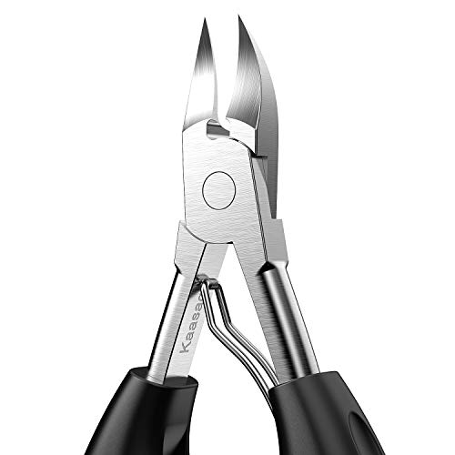 Kaasage Toenail Clippers Used for All Kinds of Ingrown Nails, Paronychia, Hard Nails, Suita…
