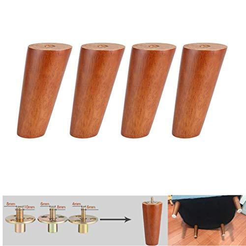 DX meubelpoten, tafelpoten, stoelpoten, reservepoten, bout met M6 M8 voorgeboord M10 voor bank, bed, kast en bank (M850 cm)