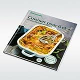Livre Thermomix Cuisiner pour 6 et + - Vorwerk - édition TM5