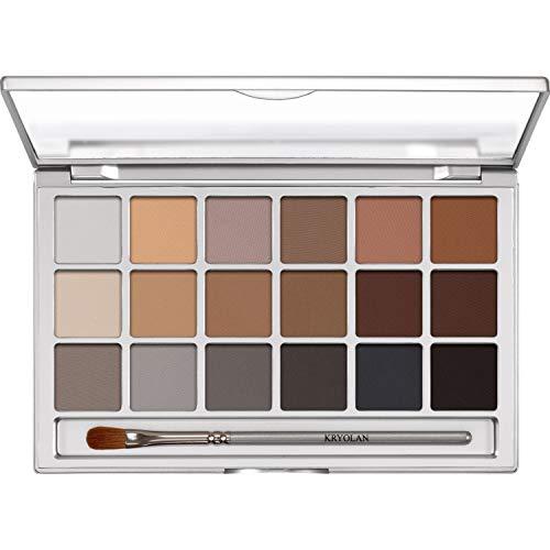 Eye-Shadow-Palette VARITY mit 18 Farben (20g), V3