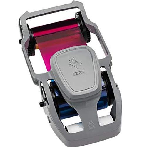Zebra - Cinta para Impresora Color 200 imágenes para zc100/zc300.