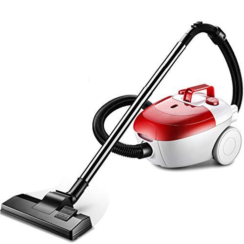 Vacuum Cleaner Ousehold High Power Waterstofzuiger, meervoudig ingezakt, met snoerterugloop en uitgebreide reikwijdte, 1000 W, met afneembare stofzak