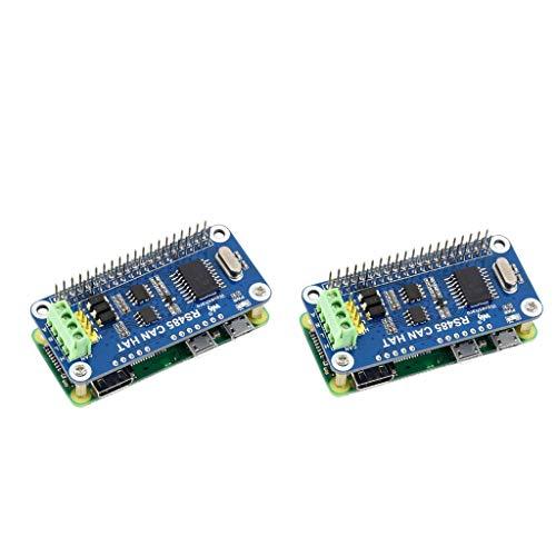 B Baosity 2 RS485 CAN HAT Geräte Ermöglichen EIN Stabiles 3,3 V Fernmodul für