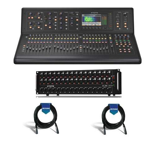Check Out This Midas M32 LIVE Digital Console for Live and Studio with 40 Input Channels - Bundle Wi...
