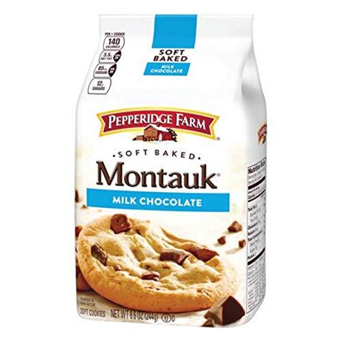 Pepperidge Farm | Montauk | Milk Chocolate Cookie | 3 Pack