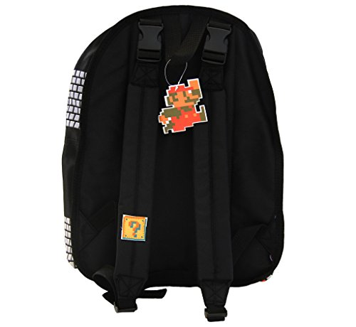 Nintendo Classic Super Mario Bros Reversible Backpack