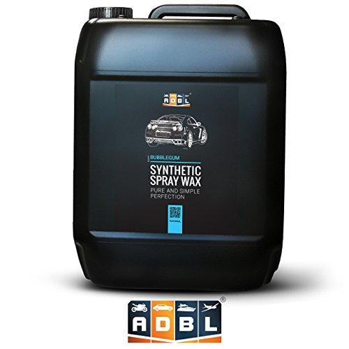ADBL Synthetic Spray Wax 5 l Autowachs Wachs Polymer-Wachs