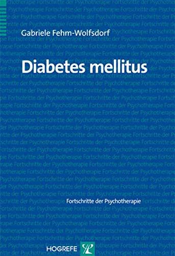 Diabetes mellitus: Fortschritte der Psychotherapie
