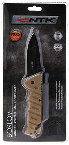 Nautika Tático Canivete Borlov