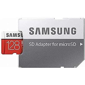 Samsung 128GB Evo Plus microSD Card (2020), with Adapter (MB-MC128HA/EU)
