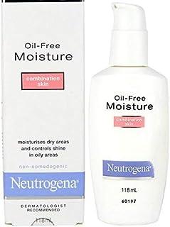 Neutrogena Oil-free Moisturiser, 118 with Ayur Lotion, 50 ml
