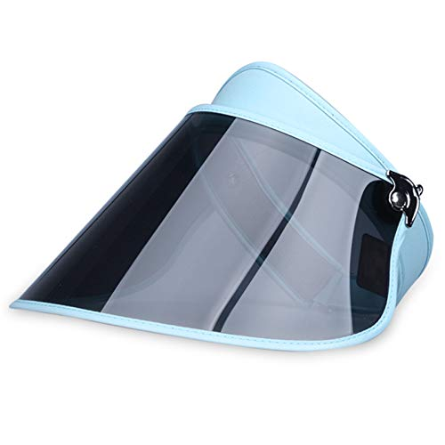 GOKEI 【2021 薄くなる】 サンバイザー レディース アームカバー付き uvカット ひよけ帽子 自転車 さんばいざー 紫外線対策 日除け帽子 日焼け対策 UPF50+ キャップ バイザー つば広 ワイド