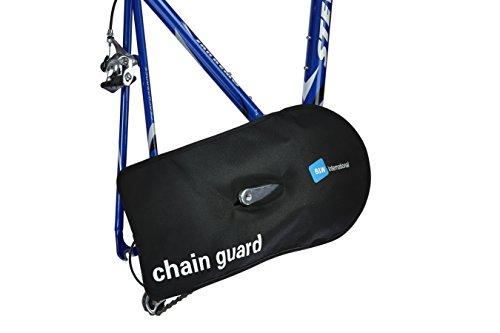 B&W Kettenschutz chain guard (Schaltwerkschutz, aus robustem Polyester, kompatibel mit bike cases und bags) 96350