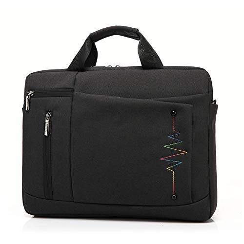 RZL PAD y TAB Fundas Para MacBook Lenovo Dell, negocios bolsas portátiles mujeres hombres bolsas de hombro bolso bolso de bolso de la tableta de la tableta de la tableta Para MacBook 15 15.6 '' Lenovo