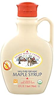 SHADY MAPLE FARM SYRUP MAPLE DK ROBUST ORG