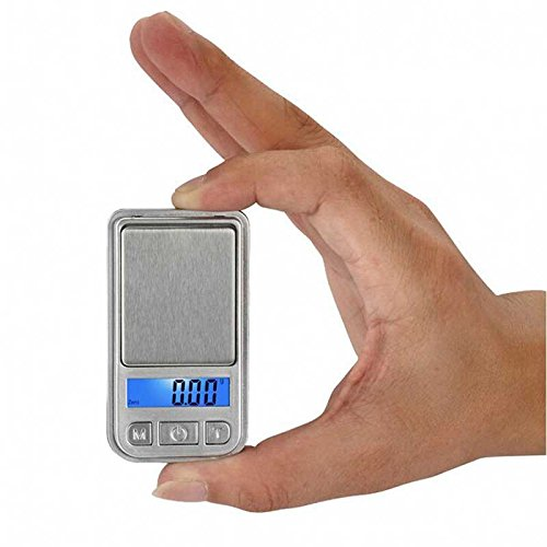 MOIX Digitale Küchenwaage 0,01 g-100 g Mini Ultradünner Schmuck Drug Digital Portable Pocket Präzisionswaage Grammwaage Kaufen Personenwaage