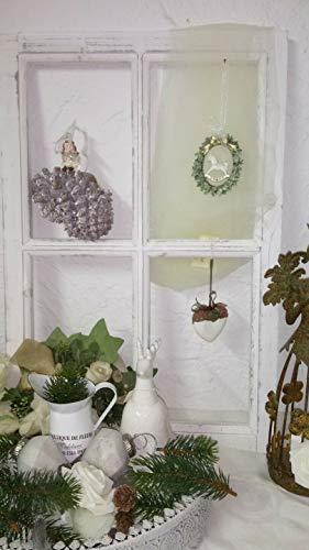 C Ventana decorativa marco de ventana, ventana, color blanco