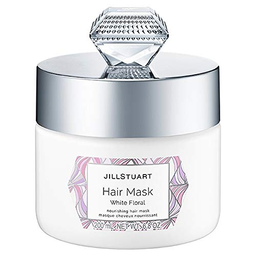 ジルスチュアートヘアマスク ホワイトフローラル 194g