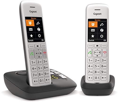 Preisvergleich Produktbild Gigaset CE575 A Duo Festnetz-Telefon