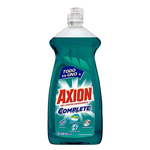 Detergente Axion marca Axión Complete