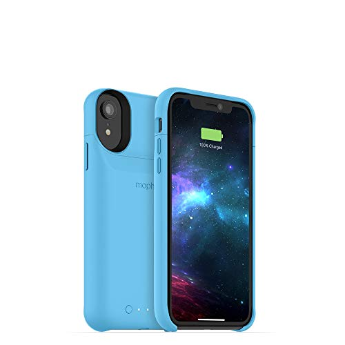 Mophie 401002822 Juice Pack Access - Ultra-Slim Wireless Battery Case - Made for Apple iPhone XR (2,000mAh) - Blue
