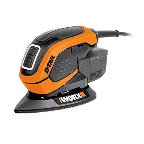 WORX WX648 65W D-Tail Sander