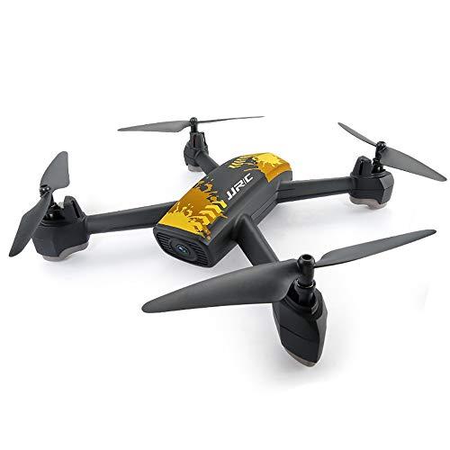 WangKM Anti-jamming-afstandsbediening drone Hd-luchtfotografie GPS-positionering terug naar de feestpunt zwevende vlucht real-time overdracht speelgoed vierassige vliegtuigen