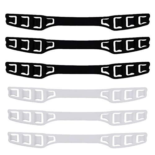 EXCEART 12 Pcs Visage Couverture Oreille Poignées Extender Boucle Extension Crochet Oreille Protecteur Titulaire Crochet Boucle D'oreille Accessoires