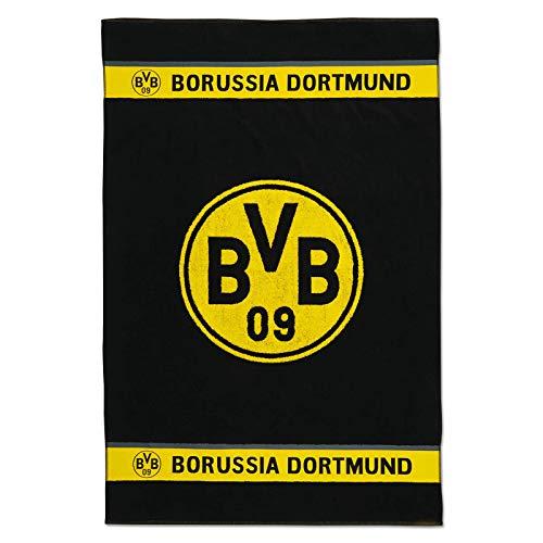 Borussia Dortmund BVB-Badetuch Emblem 100x150 cm one Size