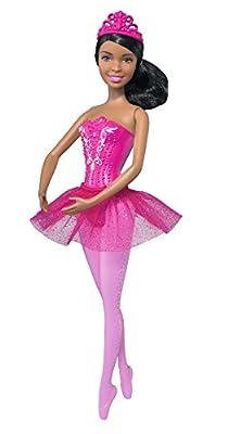 Barbie Fairytale Ballerina Doll, Brunette