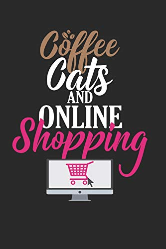 Coffee Cats and Online Shopping: Shopping or Grocery List...