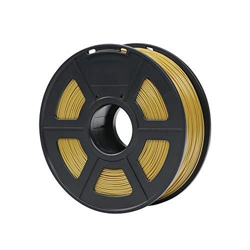 ZFX-3DHAOCAI, Materiali di Stampa di plastica dei Materiali di consumo di plastica del filamento della Stampante 3D di PLA 1.75mm 1kg 28 Colori di generi for Voi scelgono (Color : Lazurite)