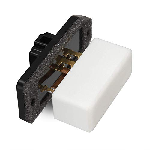 HVAC Fan Blower Motor Resistor Compatible with 1994-2008 Dodge Ram 1500 2500 3500 Pickup,1993-1999 Grand Cherokee,blower relay hvac fan resistor Replaces 4720278, 973-020, ru876, ru109 fan motor
