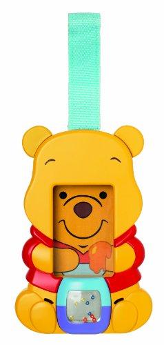 Tomy Winnie l'Ourson - T72196 - Jouet d'eveil - Hochet App'phone Winnie l'Ourson