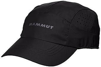 (マムート)MAMMUT アウトドア 帽子 ランボールド プロ キャップ 1191-05541 [ユニセックス] 1191-05541 0001 black M