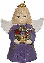 2018 Goebel Annual Angel Bell - Indigo (purple) - 43rd Edition